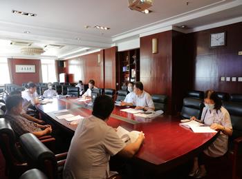 医院召开生命安全产业创新发展研讨会