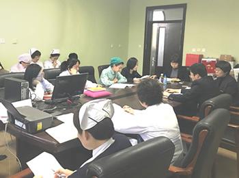 医院党委召开党支部规范化建设部署会