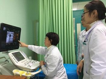 胃肠超声造影技术填补我院空白