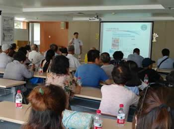 神经内二科进社区开展健康讲座