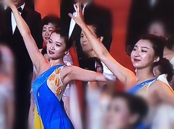 我院舞蹈团参加大连市庆祝改革开放40周年群众合唱展演