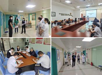 医院顺利承办辽宁省2021年妇产科和内科住院医师规范化培训结业技能考核工作