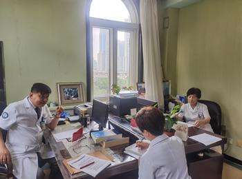 医院开展住院医师规范化培训院级督查