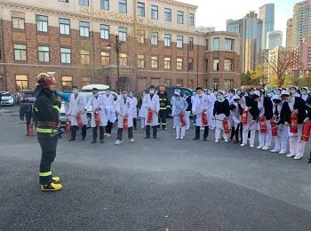 我院开展消防安全专项整治系列行动